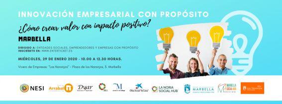 Innovación Empresarial con Propósito, en Marbella