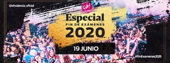Especial Fin Examenes 19 JUNIO  2020