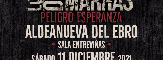 Concierto Los de Marras en Sala Entreviñas - Aldeanueva de Ebro