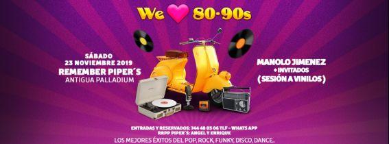 We Love 80 · 90s