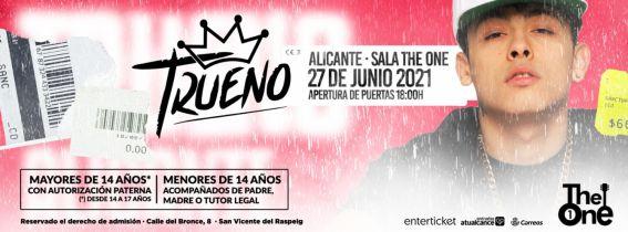 Concierto TRUENO Alicante