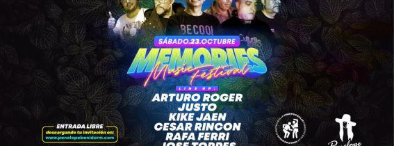MEMORIES MUSIC FESTIVAL