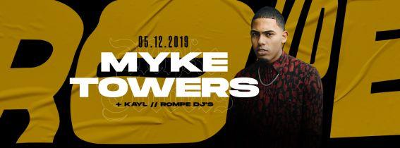Myke Towers - Touche Vila-real