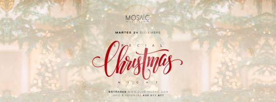 NOCHEBUENA @Mosaic Granada
