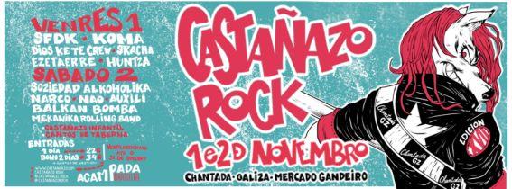 Castañazo Rock 2019