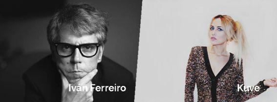 CONCIERTO IVÁN FERREIRO + KUVE - ALMERÍA