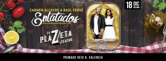 Carmen Alcayde y Raúl Fervé - Enlatados