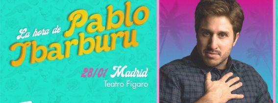IBARBURU - LA HORA DE PABLO IBARBURU