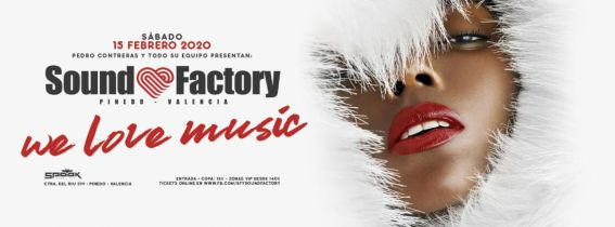 Sound Factory - We Love Music