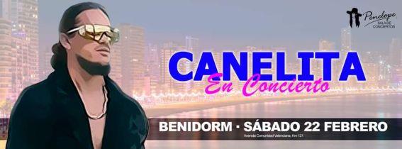 CANELITA EN CONCIERTO (BENIDORM)