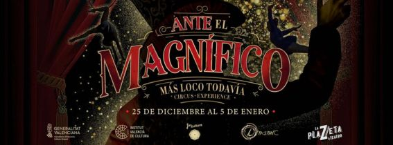 Ante , The Magnificent - EXpectacular circus experience
