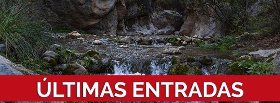 RUTA GUIADA POR LAS CANALES DE PADULES (GEOLOGÍA Y DEPORTE)