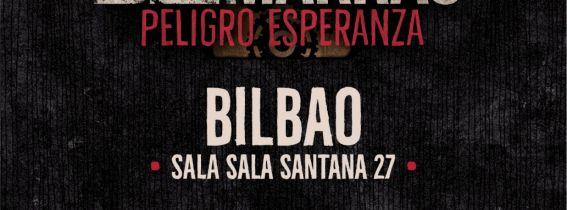 Concierto Los de Marras en sala Santana 27 - Bilbao