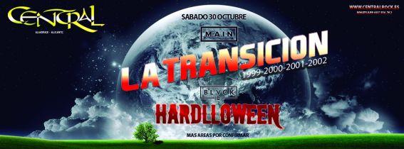 Central - TRANSICION + Hardlloween