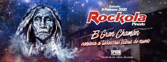 Rockola Pinedo - La llamada del Chamán