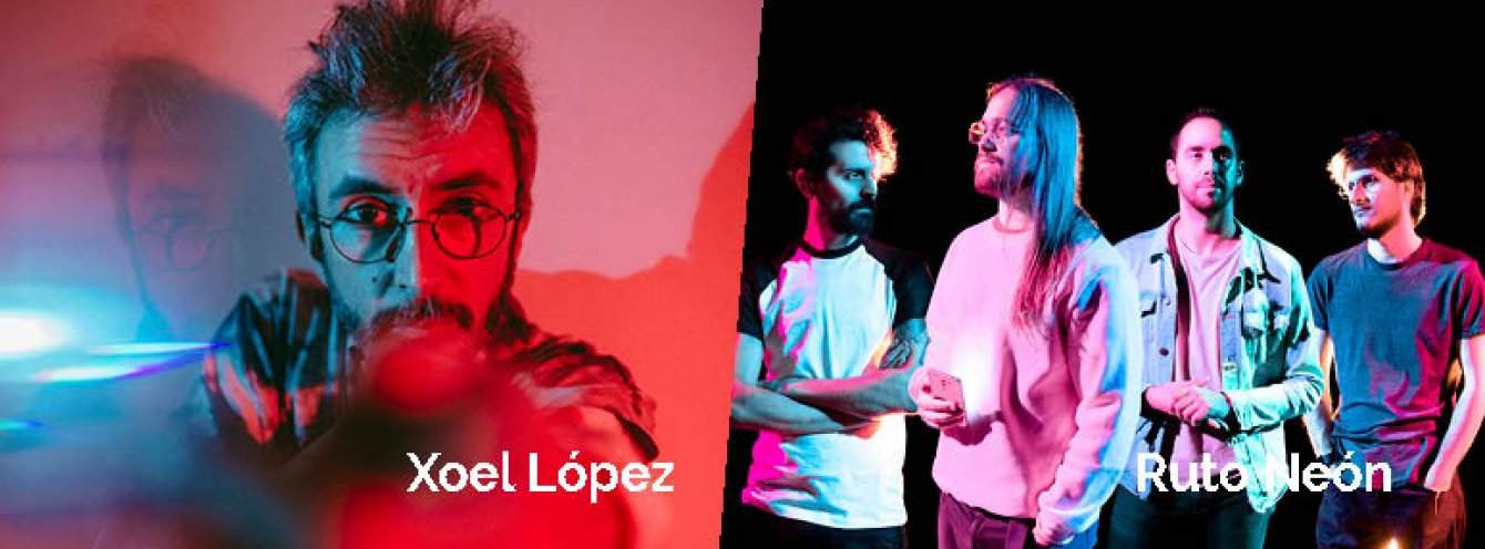 CONCIERTO XOÉL LOPEZ + RUTO NEÓN - ALMERÍA