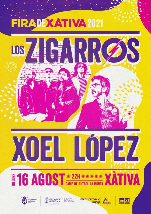 Los Zigarros i Xoel López