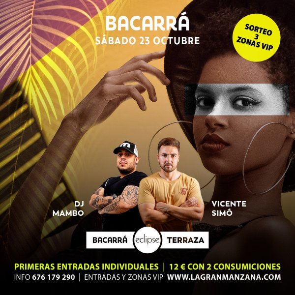 BACARRA | 23 de OCTUBRE