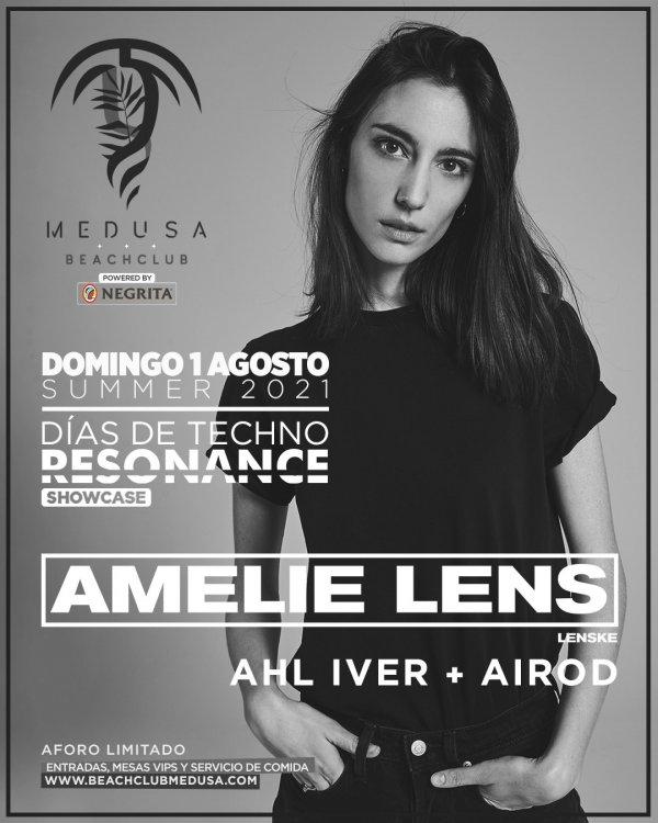 Amelie Lens MEDUSA BEACH CLUB
