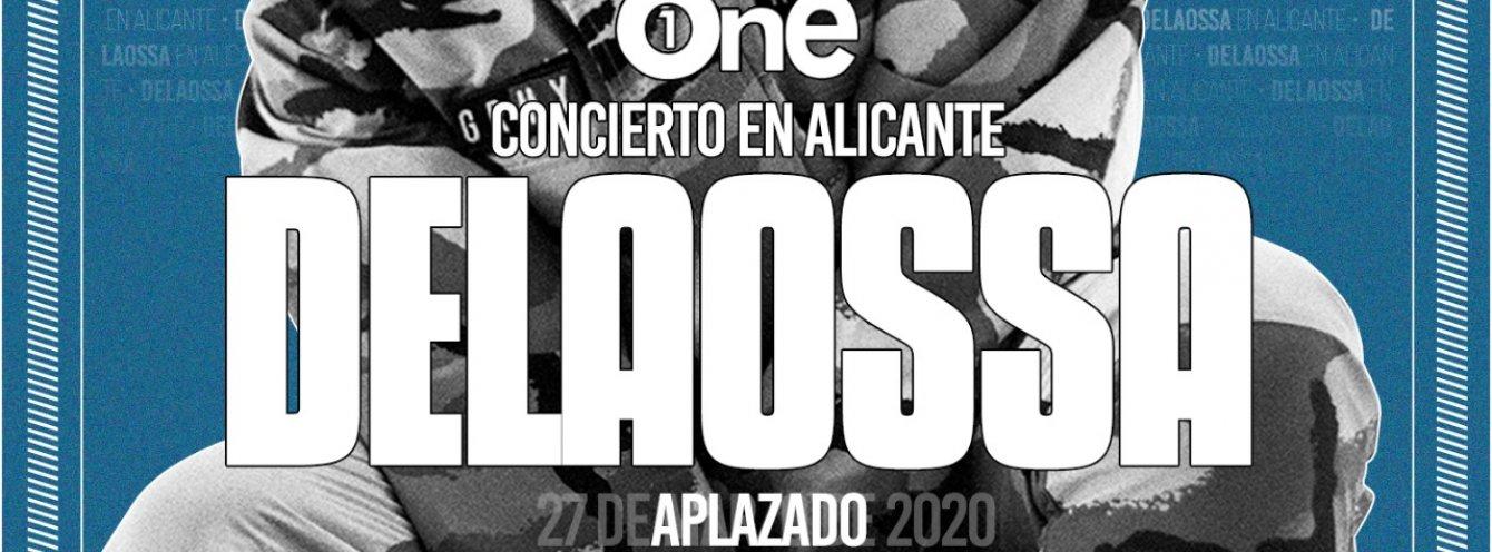 Concierto Delaossa Alicante