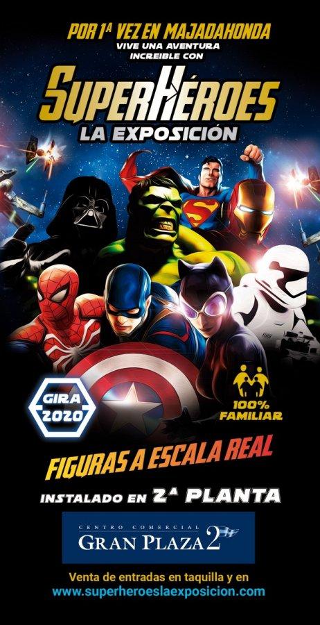 SuperHéroes -  La Exposición