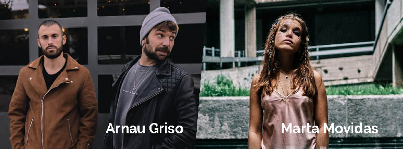 CONCIERTO ARNAU GRISO + MARTA MOVIDAS - ALMERÍA